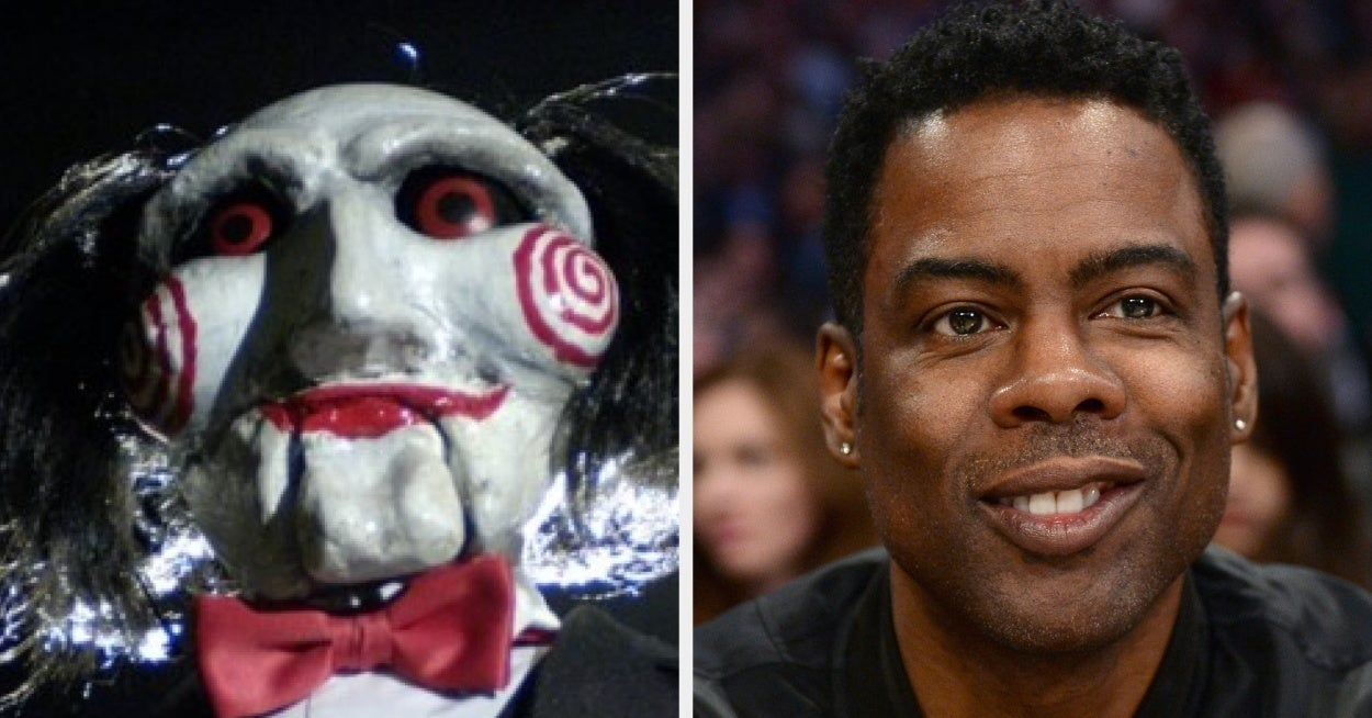 """""""Saw"""" Has A New Executive Producer And It's...Chris Rock"""