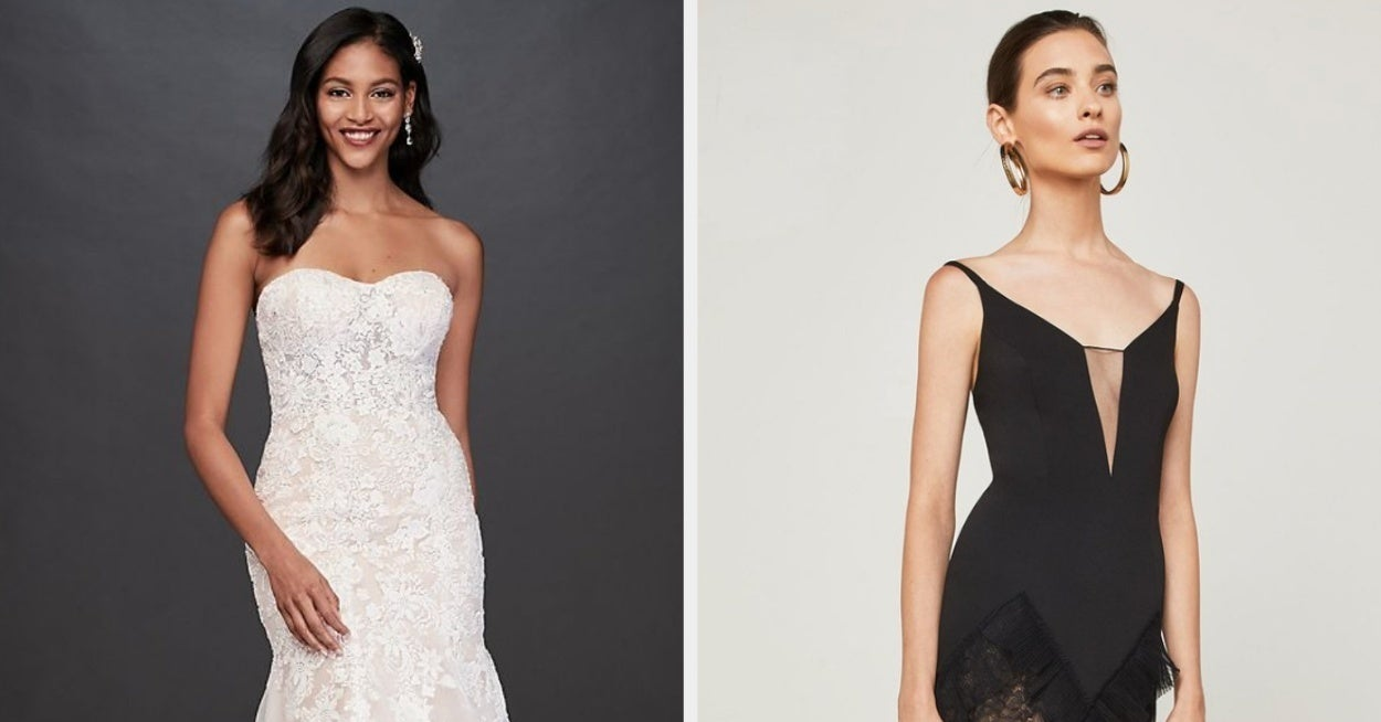 "Say ""I Do"" Or ""I Don't"" To These Wedding Dresses And We'll Reveal The Cost Of Your Wedding"
