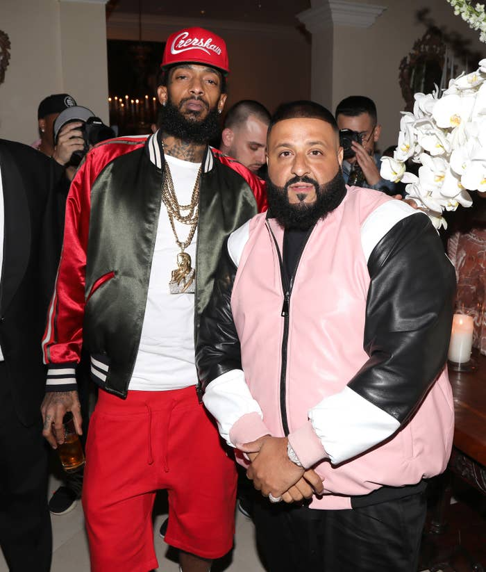 DJ Khaled Will Donate The Proceeds From His Single With