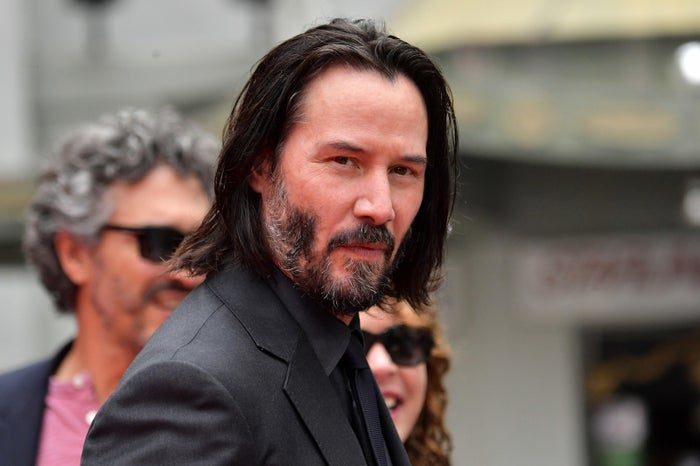 Keanu Reeves May Be Pure, But He's Not Oblivious