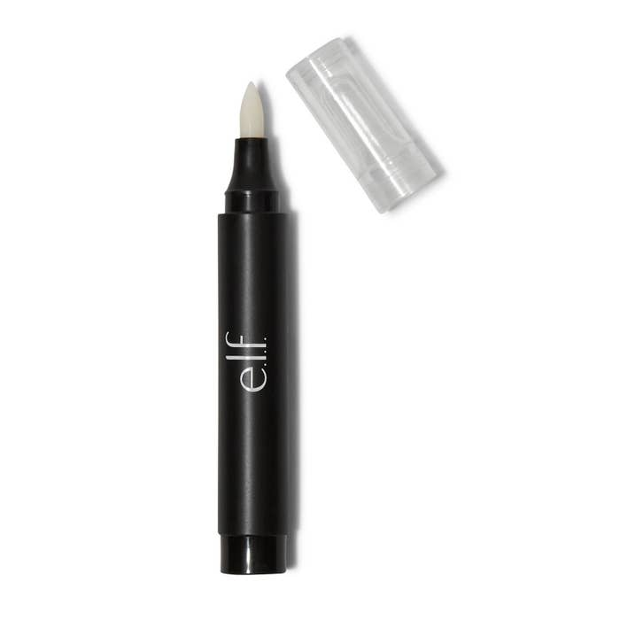 """Promising review: """"I order several of these at a time so I always have one on reserve. I clean the tip with a damp cloth or the clean corner of a makeup remover wipe after each use to prolong its life. I never want to be without this pen ever again."""" —grndmaGet one from Walmart for $2.54 or a two-pack for $4.93."""