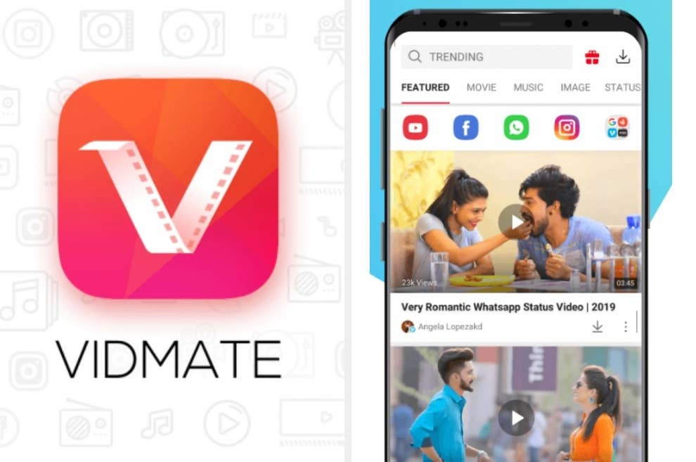 Popular Android App Vidmate Is Charging People Draining Their Batteries And Exposing Data Without Their Knowledge