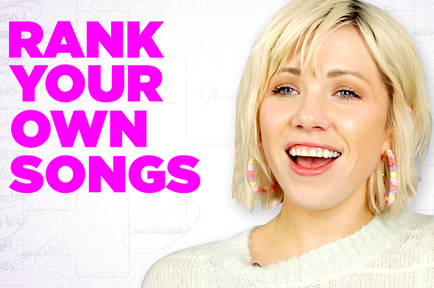 Carly Rae Jepsen Ranked Her Songs ...