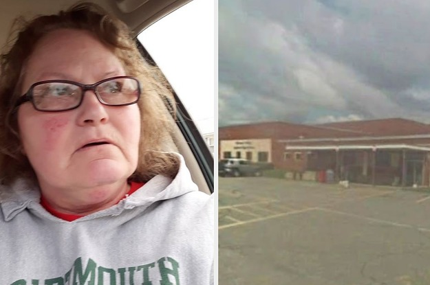 A Lunch Lady Was Fired For ...