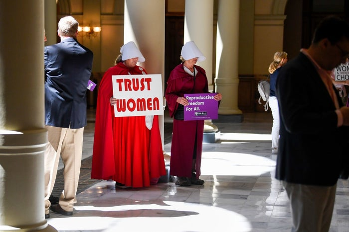Other states, such as Mississippi, Ohio, and Georgia, have also implemented bans on abortion after six weeks.