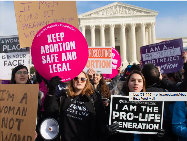 Celebrities Are Sharing Their Outrage Over The Alabama Abortion Ban