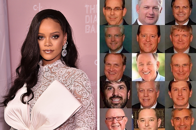 Rihanna Just Went Off On The 25 Men Who Voted To Criminalize Nearly All Abortions In Alabama