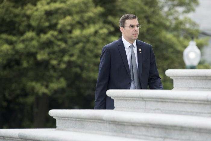 Justin Amash Is The First Congressional Republican To Say Trump Committed Impeachable Offenses