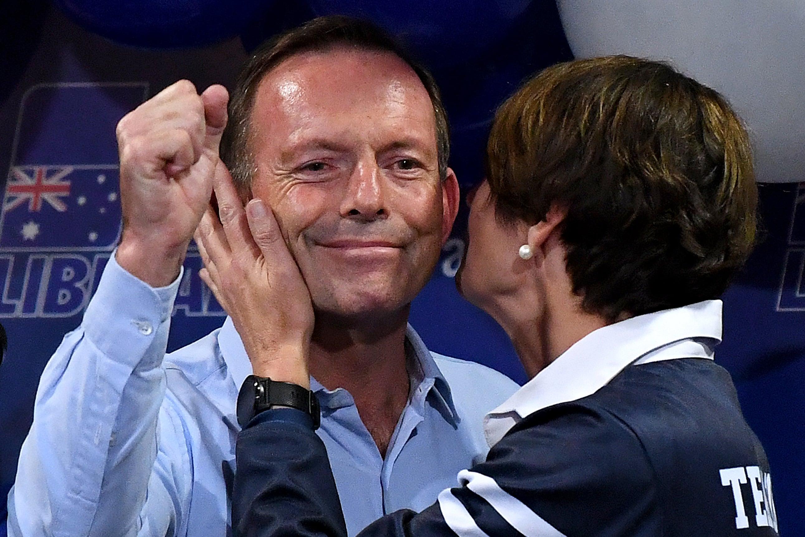 Former Prime Minister Tony Abbott Has ...