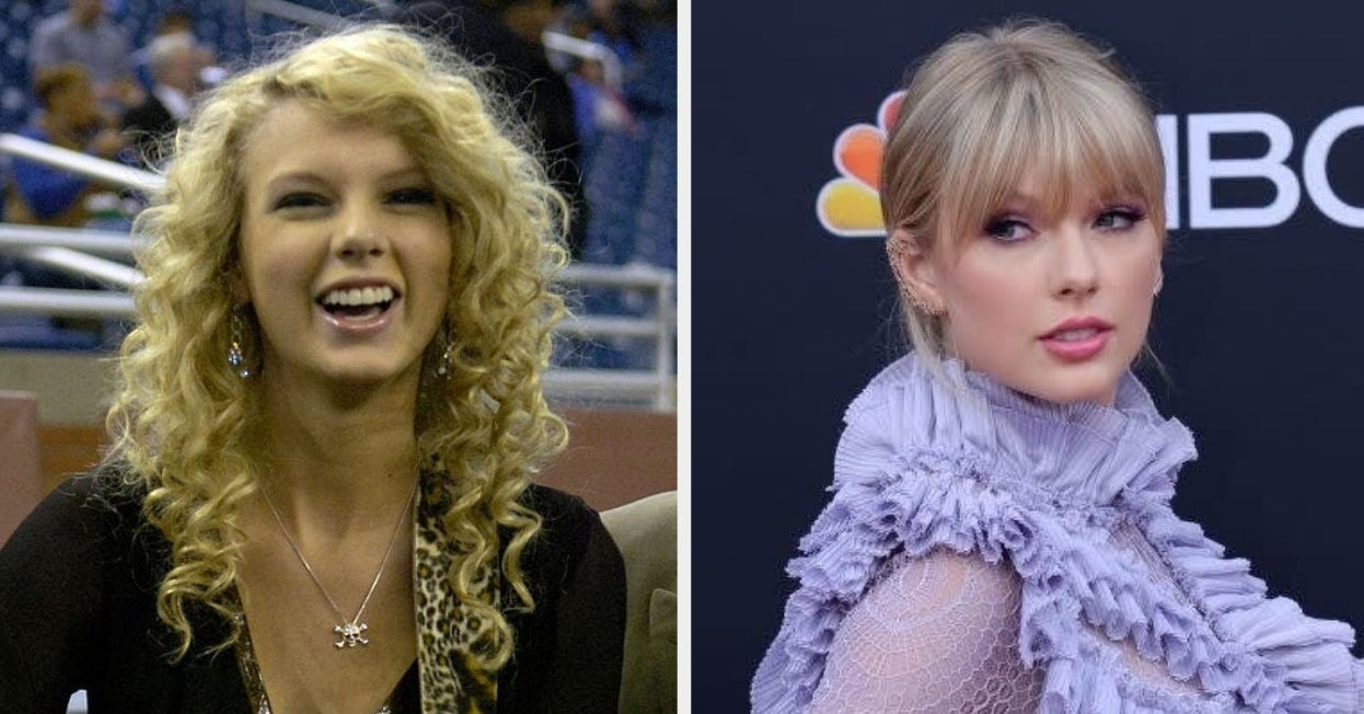 17 Pop Stars When Their Debut Album Came Out Compared To Now