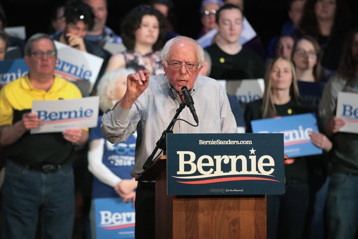 Bernie Sanders Is Asking Men To Do More To End Restrictive Abortion Laws