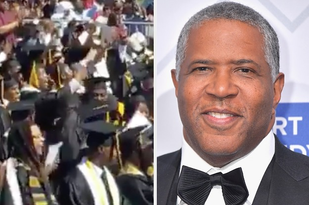 A Billionaire Said He'll Pay All Of The Morehouse College Class Of 2019's Student Debt