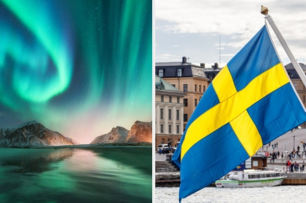 Which Scandinavian Country Are You Based On ...