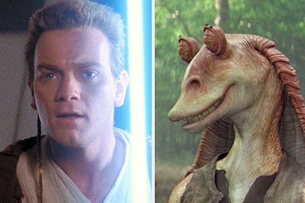 "How Well Do You Remember ""The Phantom Menace"" 20 Years Later?"