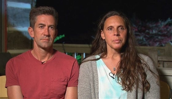 Riley Howell's parents, Thomas Howell and Natalie Henry-Howell