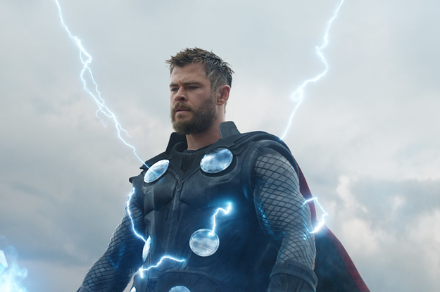 What's Up WIth Fat Thor In