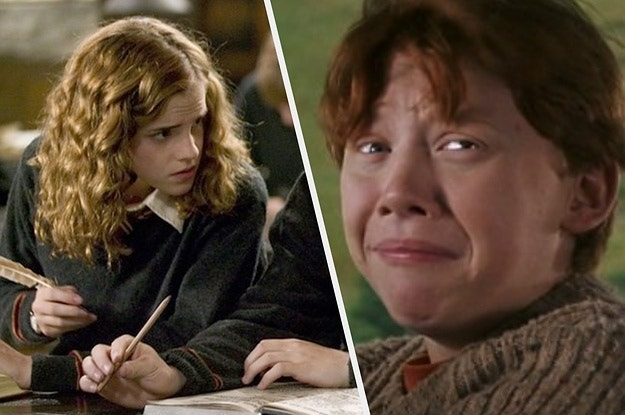 Harry Potter Best Friend Quiz Buzzfeed
