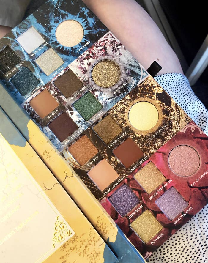 "Urban Decay's ""Game Of Thrones"