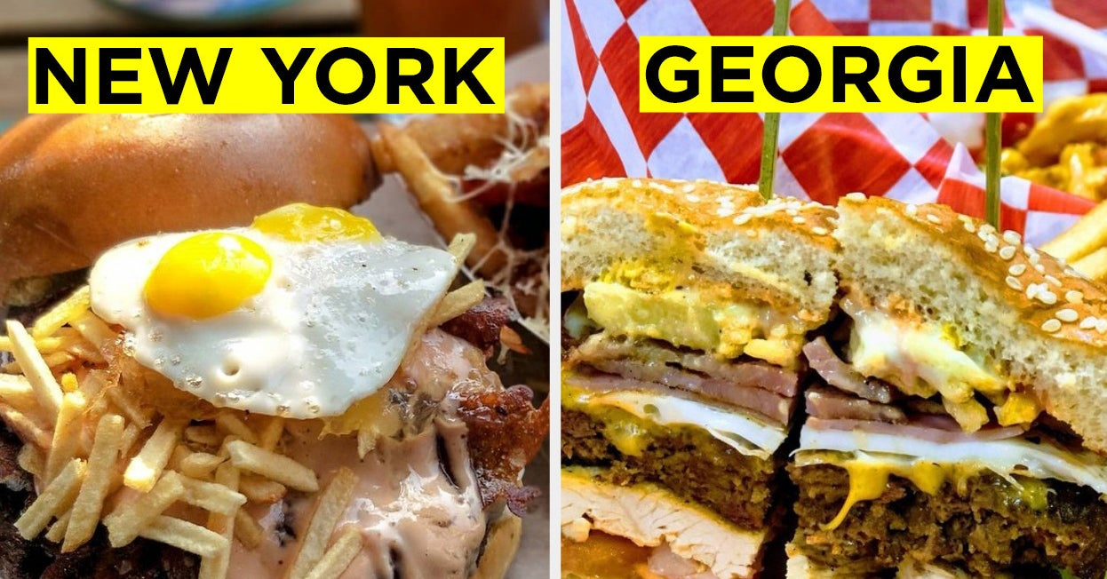 Here's The Best Burger Joint In Every State, According To Yelp