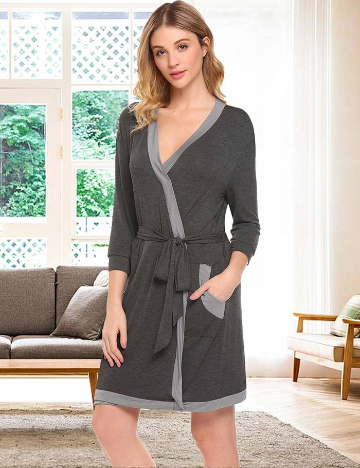 ee232c81eff 19 Of The Best Bathrobes You Can Get On Amazon