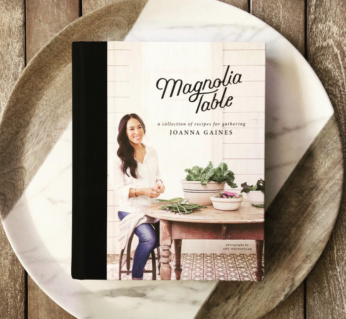 "Promising review: ""I LOVE this cookbook! I have already made two of the recipes and found the directions to be easy to follow and the food was delicious! Plus, the book itself is gorgeous! I have it displayed on my counter! I have already bought a second book for my mom!"" —EnglePrice: $12.68"