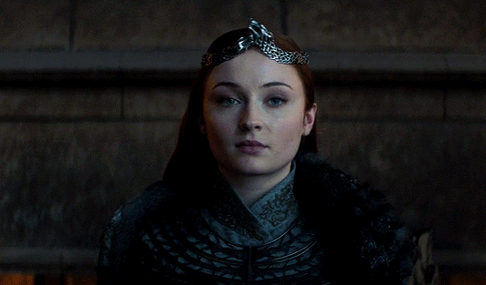 "This One Scene With Sansa Was The Best Part Of The ""Game Of Thrones"" Finale"