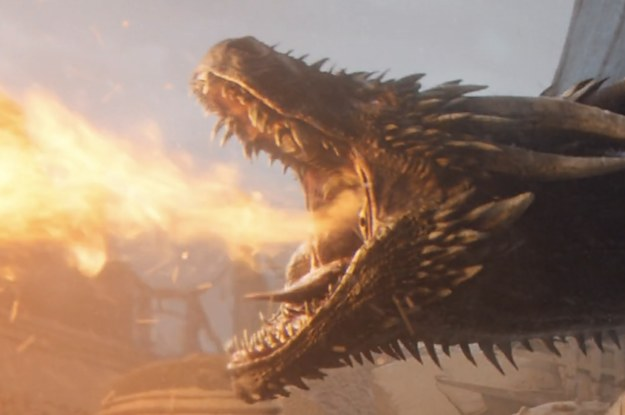 Everybody's Emotional After THAT Drogon Scene In ...