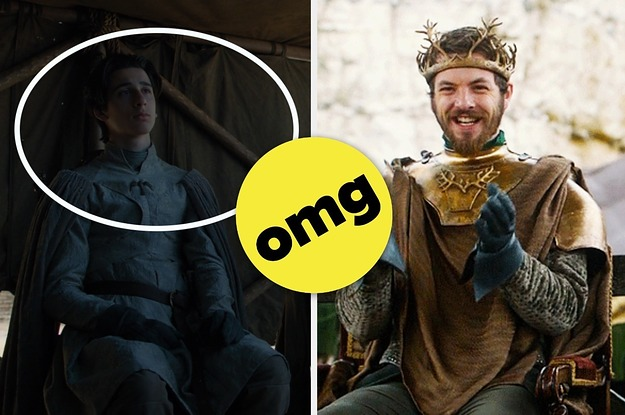 """Robin Arryn's Unexpected Glow-Up In The """"Game Of Thrones"""" Finale Was Honestly The Best Part"""