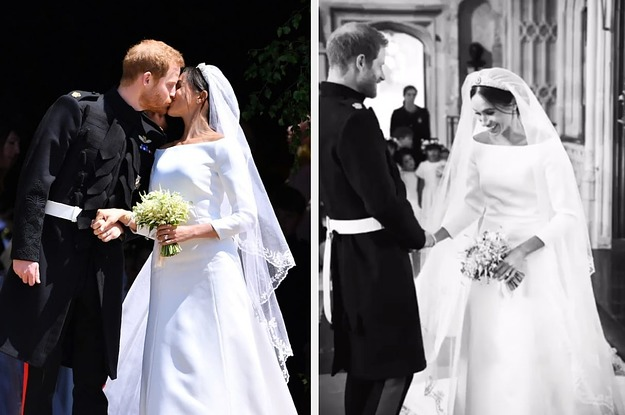 the official prince harry and meghan markle wedding photographs have just dropped the official prince harry and meghan
