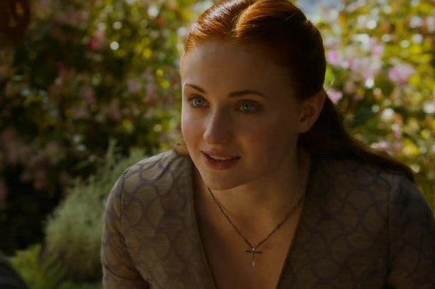 """This One Scene With Sansa Was The Best Part Of The """"Game Of Thrones"""" Finale"""