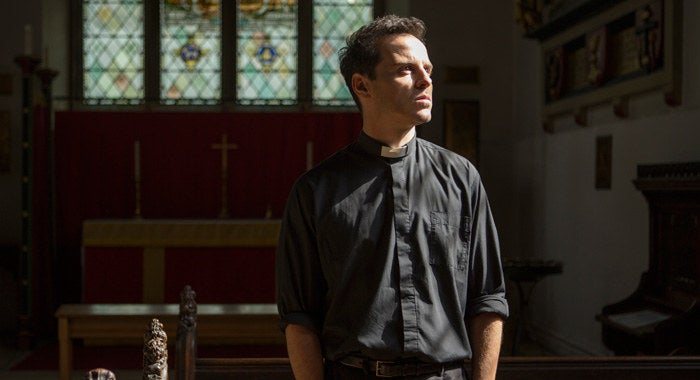 "Pray For Me! I'm In Love With The Hot Priest From ""Fleabag"" And You Will Be Too"