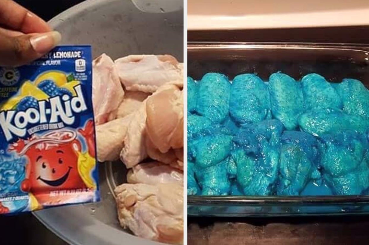 18 People Who Should Never Be Allowed To Cook Chicken