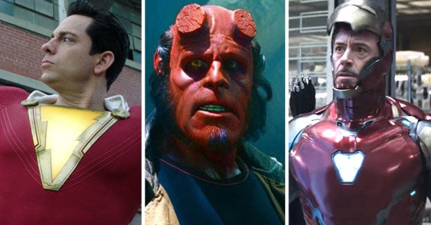 Have You Seen At Least 30 Of Rotten Tomatoes Best Superhero