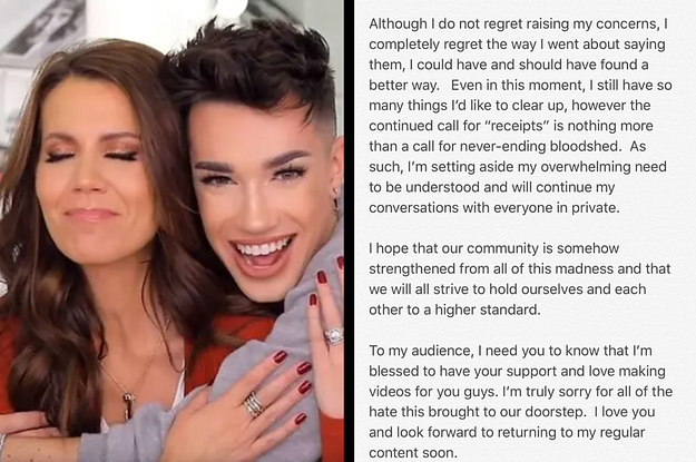 The James Charles And Tati Westbrook ...