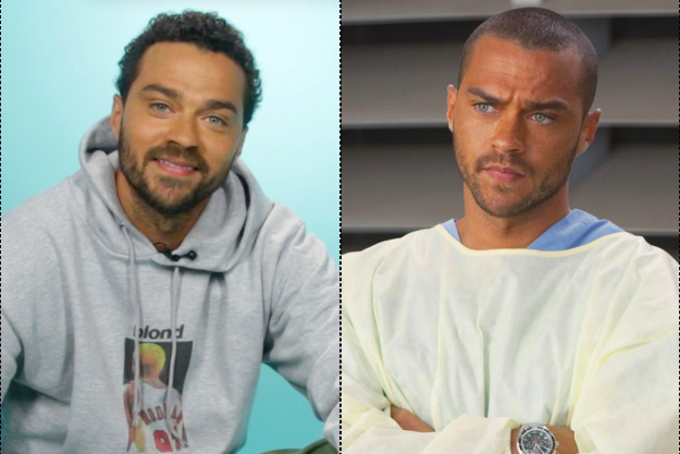 "Here's Why Jesse Williams Is Not In A ""Grey's Anatomy"" Group Chat"