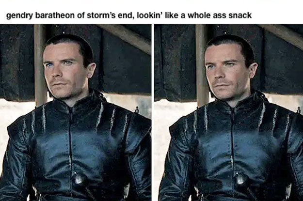 "The Best Thing To Come Out Of The ""Game Of Thrones"" Finale Is These Gendry Memes"