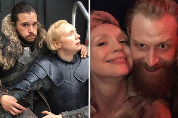 "Here's How The Cast Reacted To The End Of ""Game Of Thrones"""