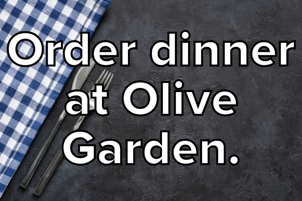 Order Dinner From Six Different Restaurants And We'll Reveal A Deep Truth About You