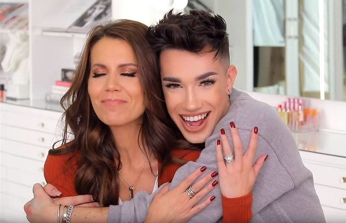 Here's What James Charles Had To Say After Being Accused Of Posting Photoshopped Text Messages