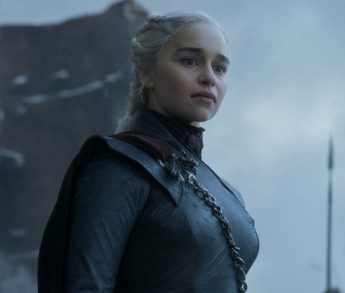 """Emilia Clarke's Reaction To Dany's Fate On """"Game Of Thrones"""" Will Make You Cry"""