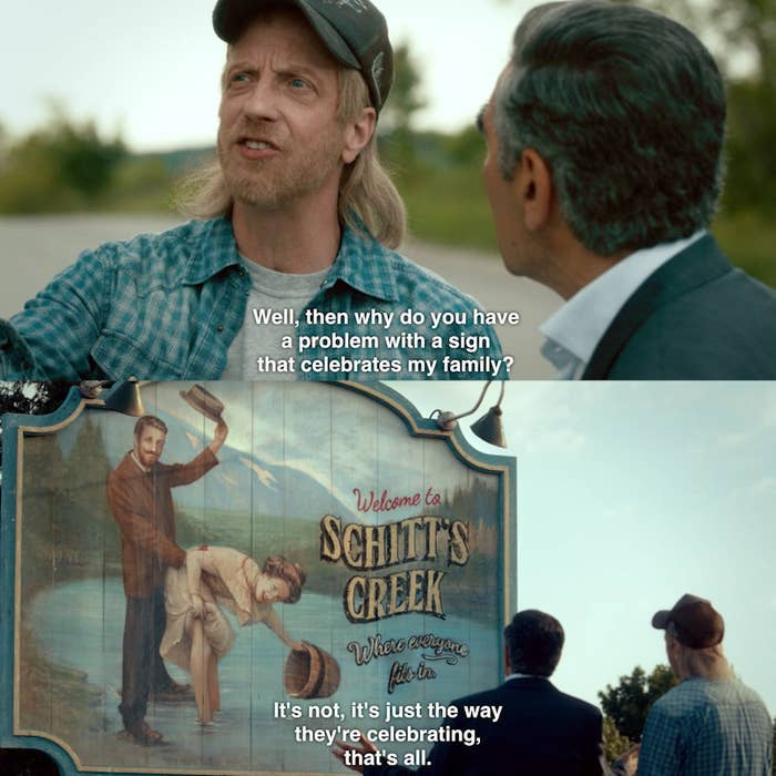 """28 """"Schitt's Creek"""" Moments That Are Actually Hysterical"""