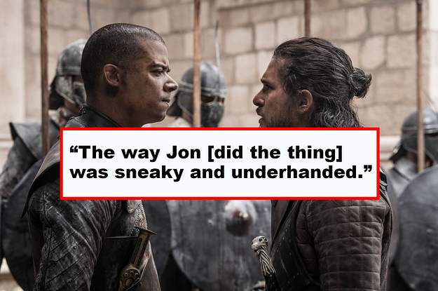 """27 Unpopular Opinions About The """"Game Of Thrones"""" Finale"""