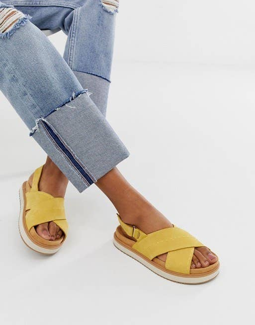 Get them from ASOS for $119 (available in whole sizes 5-11).