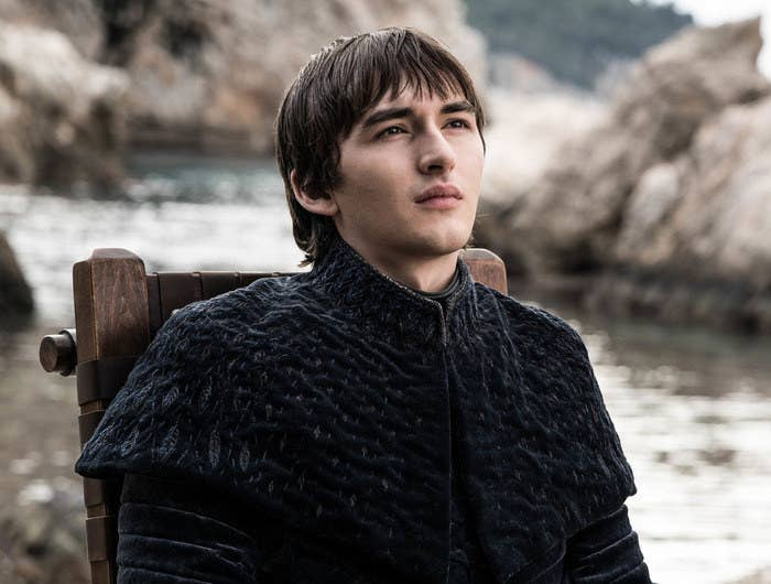 In addition to his initial title of Bran the Broken, Bran Stark began to be known by another nickname: the Quiet King. He rarely held public events, and when he held court to hear pleas from his subjects, his answers and judgements were often very brief and to the point.While his reign was not completely devoid of war (there was a small Dothraki incursion from Essos, headed by a Khal who was inspired by Dany's crossing and funded by the Iron Bank after the new Master of Coin racked up some debt), all conflicts were resolved with minimal bloodshed. After all, it's tough to sneak up on an army that's serving an all-knowing, all-seeing king.Bran's life and reign was so long, and lasted through so many winters, that he gained a third nickname in his later years: Bran the Ancient. By the time he abdicated the throne and ordered the election of a new ruler, nobody was quite sure how old he was, though maesters at the time estimated he was well past 100 years. In his final command, he had his Kingsguard take him to the Gods Eye, a lake surrounded in mist that was said to be cursed — but was also said to have an island at the center with an entire grove of weirwood trees. The last his guard saw of him, he was on a small boat, disappearing into the mist, though Northerners swear they would often see ravens with blue-white eyes perched on the walls of Winterfell for many years after.