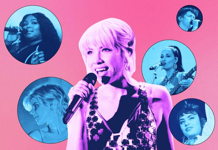 Carly Rae Jepsen And The Rise Of The Micro Pop Star