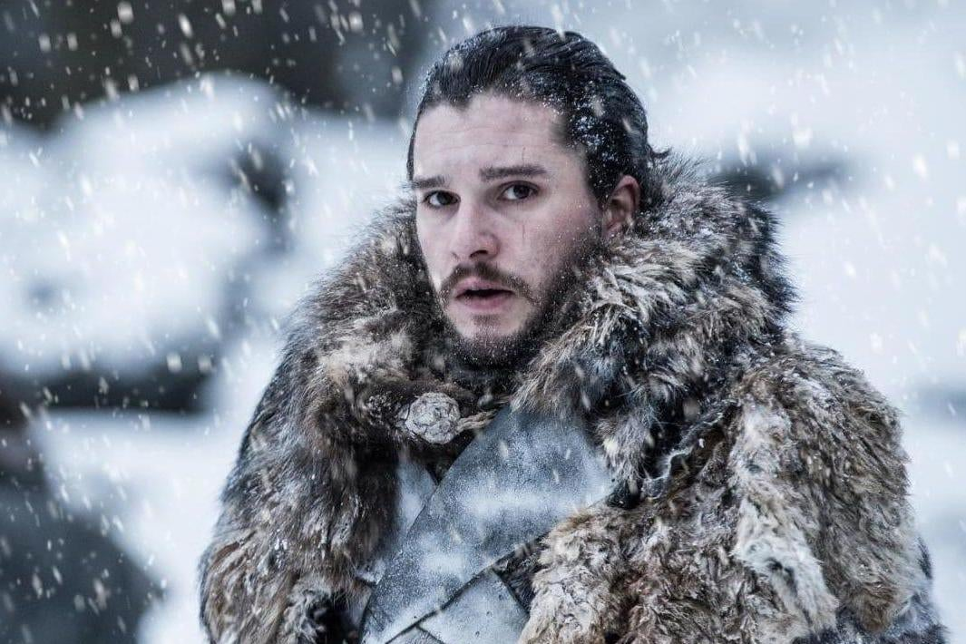 """Guys, That Kit Harington Quote For """"Game Of Thrones"""" Haters To """"Go F*** Themselves"""" Is..."""