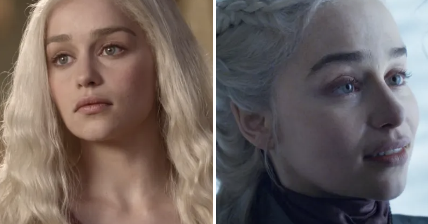 """27 Major """"Game Of Thrones"""" Characters In Their Very First Scene Vs. Their Last"""