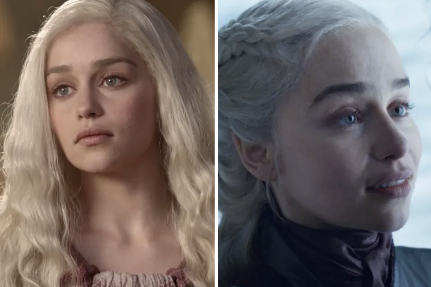 """All Your Favorite """"Game Of Thrones"""" Characters In Their First Scene Versus Their Last"""