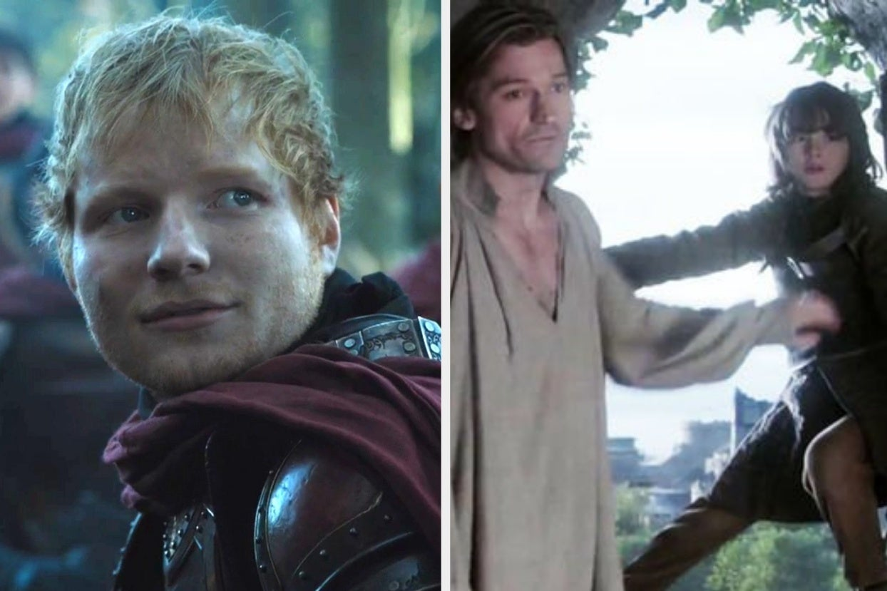 """34 Moments From """"Game Of Thrones"""" That Left Us Gasping For Air"""