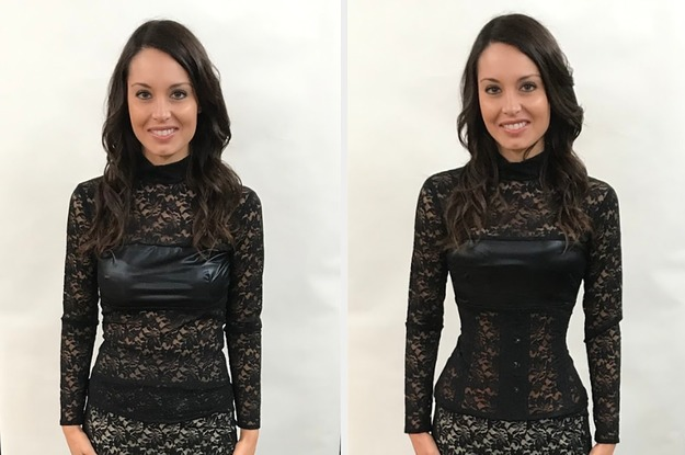 I Wore A Corset Like The One Kim Kardashian Wore To The Met Gala And I Learned Some Things